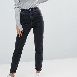 ASOS Design Farleigh Mom Jeans